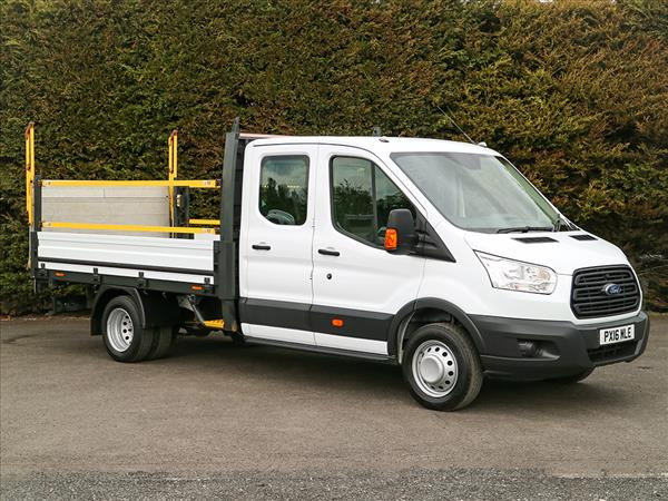 633d592522 FORD TRANSIT 350 EF DRW EURO 5 125PS 6 SPEED 7 SEAT CREW CAB   DOUBLE CAB  L3 LWB 10 10